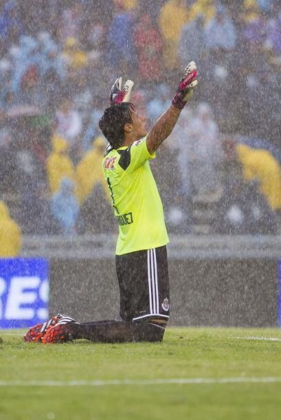 Postales Monterrey vs. Guadalajara jornada 8 Apertura 2014