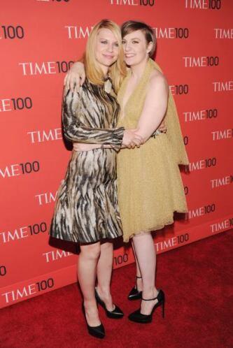 Lena Dunham, guionista, directora e intérprete, fue reconocida por su gr...