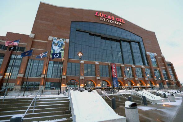 Lunes, Sept. 21 -- Jets vs. Colts, Lucas Oil Stadium, Indianapolis, Ind.