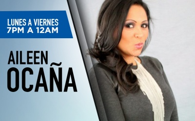 Aileen Ocaña foto show