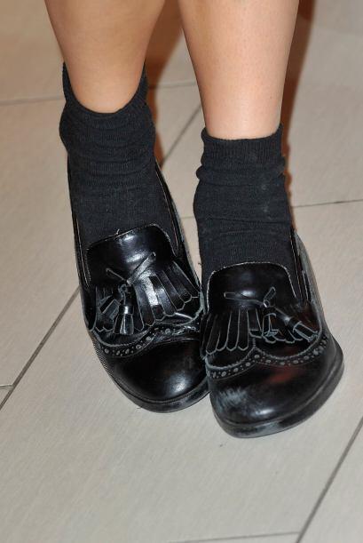 Mocasines con cordones y borlas serán el calzado más c&oac...