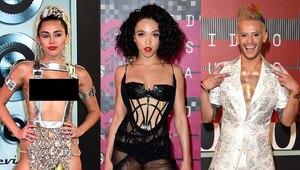 Los más extravagantes de los MTV VMA's.