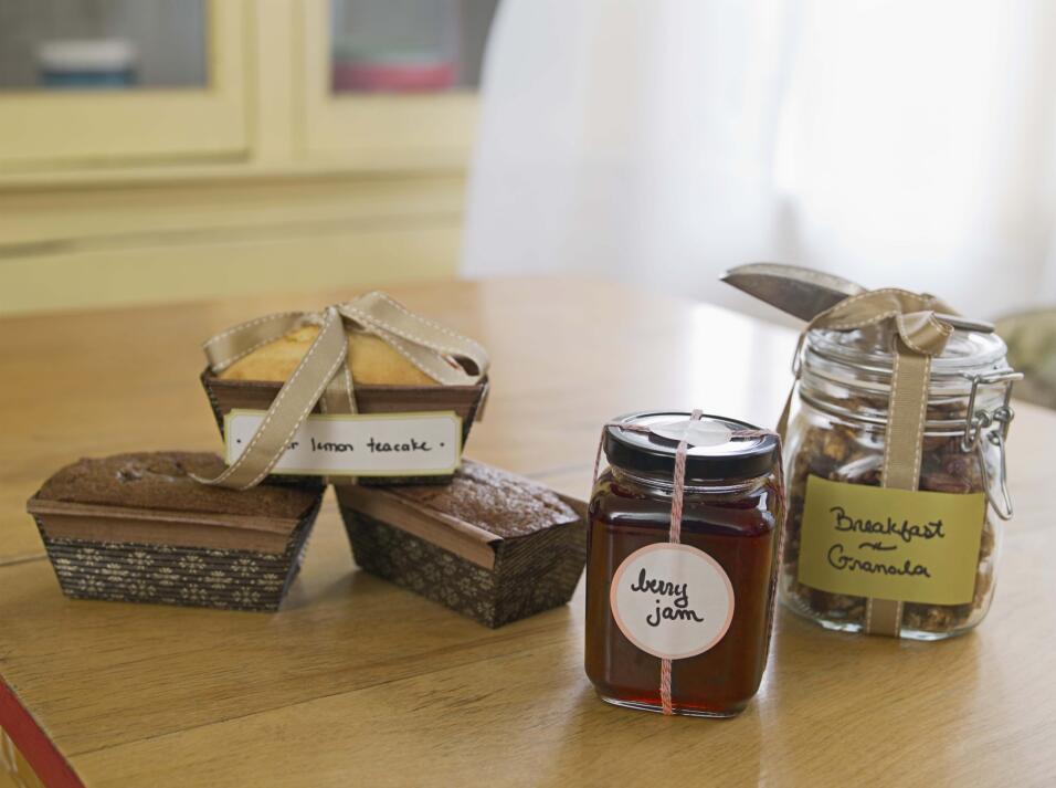 Coloca etiquetas a los frascos, cestas o recipientes. Etiquetar los cont...