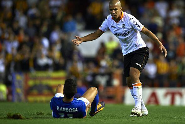 Almería se creció y le dio la vuelta al marcador.
