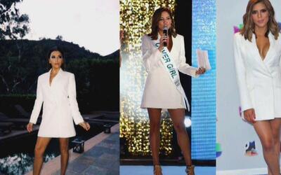 Look de la semana: Danna García, Salma Hayek y Maribel Guardia ¿quién vi...