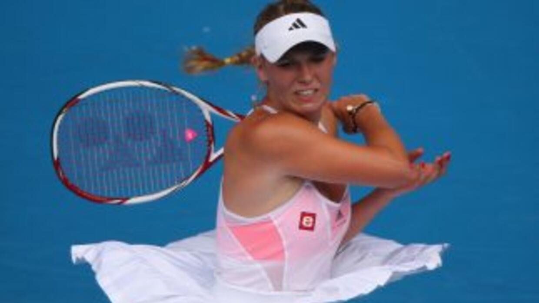 La danesa buscará coronarse por primera vez en un Grand Slam.