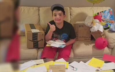 Padre encuentra en Facebook 50 mil amigos nuevos para su hijo autista