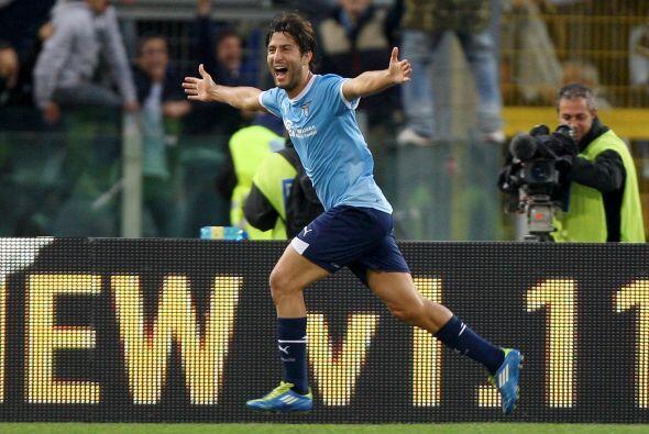 Consiguió la victoria a un solo tanto de Giuseppe Sculli y con es...
