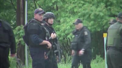 Perros rastreadores podrían haber detectado a los dos asesinos fugitivos