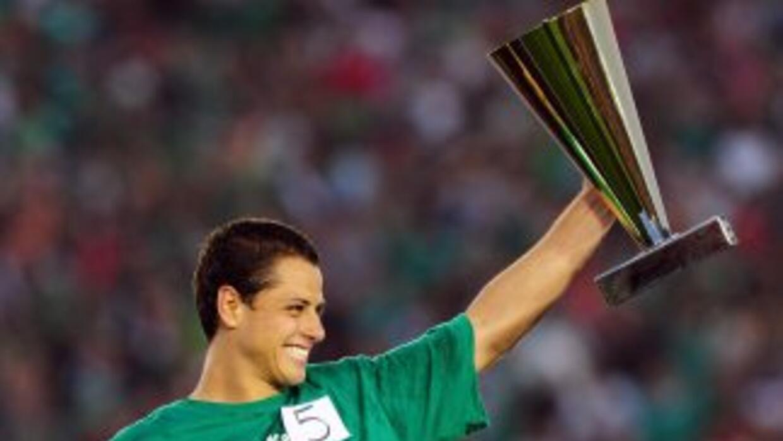 México es el campeón defensor de la Copa Oro.