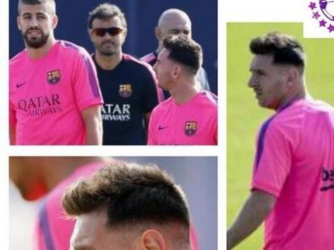 El crack del Barcelona, Lionel Messi, recibió varias críti...