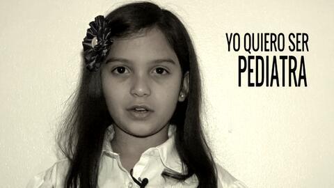 Arlette Espaillat: una niña de 8 años que quiere ser pediatra