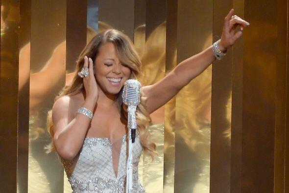Mariah Carey nació el 27 de marzo de 1970.
