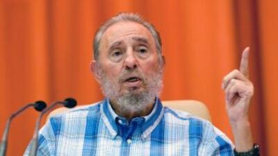 El ex presidente cubano, Fidel Castro condenó atentado en Arizona.
