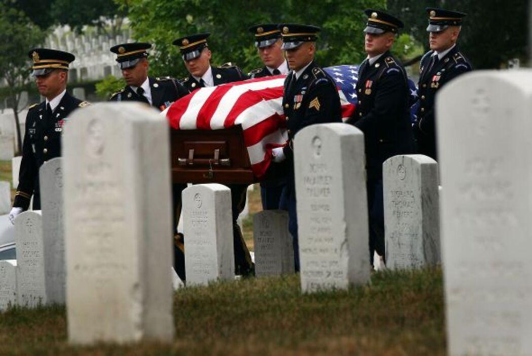 En las Fuerzas Armadas de Estados Unidos prestan servicio unos 70,000 in...