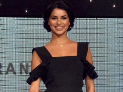 Rima Fakih, ex Miss USA, mantiene su sueño de convertirse en una...