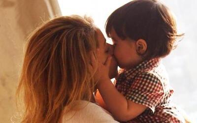 Shakira, una mamita sin su papi Gerard Piqué