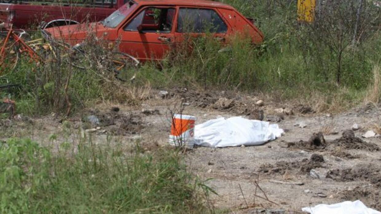 La fiscalía de Durango informó que aumentó a más de 200 el número de cad...