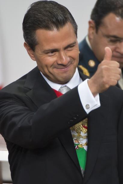 El presidente mexicano Enrique Peña Nieto ha recibido más de 500 obsequi...
