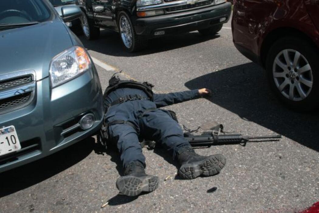 Más de 28 mil personas han muerto en México en acciones atribuidas al cr...