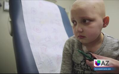 Ayuda a los menores enfermos de cáncer en el hospital St. Jude