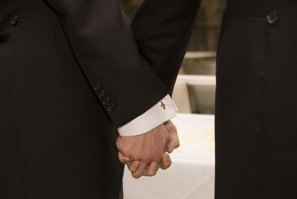 En la encuesta, el 36 por ciento favoreció el matrimonio entre homosexuales