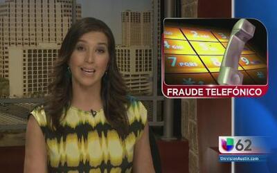 Fraudes telefónicos en Round Rock