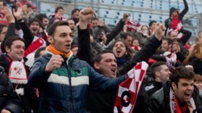 Los aficionados del Rayo Vallecano seguirá viendo a su equipo en primera...