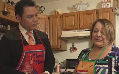 'Las recetas de la abuela': 'Auri' nos enseña cómo hacer el mejor arroz...