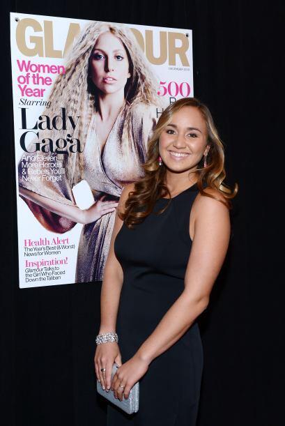 En 2013 fue nombrada una de las mujeres del año de la revista Gla...