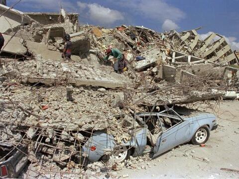 A 25 años del terremoto de 1985 que dejó unos 6,500 muerto...