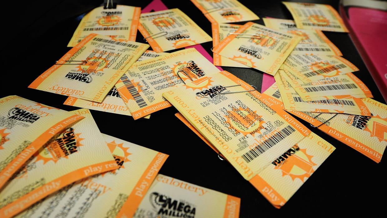 La lotería Mega Millions alcanzó los 540 millones de dólares.