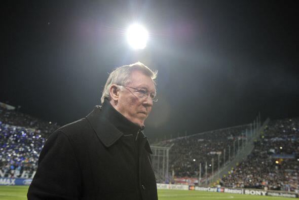 El 0-0 definitivo hace que los pupilos de Alex Ferguson cuenten con una...