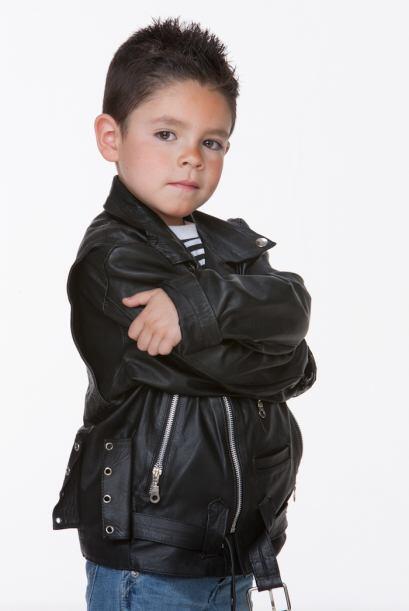André, capitán de los Súper Poderosos