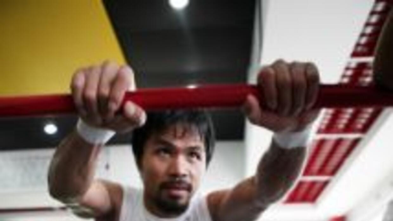 Manny Pacquiao dijo haber entrenado especialmente para Brandon Ríos.