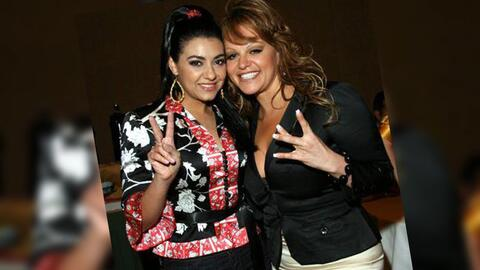 Graciela Beltrán y Jenni Rivera.
