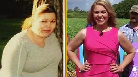 Historia de éxito de Chabán: Guadalupe superó la frustración del sobrepeso