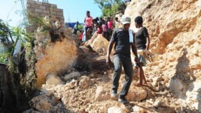 Las catástrofes asolan a Haití.