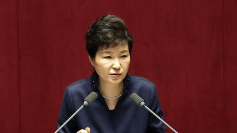 Park Geun-hye será la primera presidenta surcoreana elegida democ...