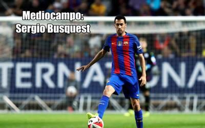 Messi, Cristiano y Oblak encabezan el equipo ideal de La Liga