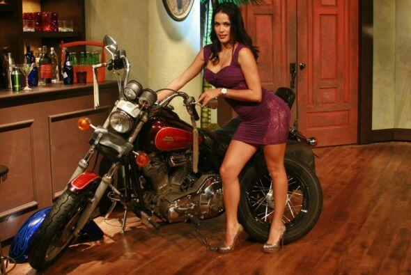 Mi Vida sueña con hacer un viaje muy largo en motocicleta