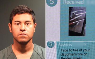 Robert Núñez fue detenido por presuntamente haber organizado su propio s...
