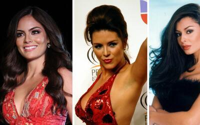 De reinas de belleza a actrices, ¿cuál es tu preferida?