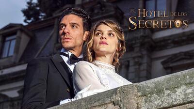 ¡'El Hotel de Los Secretos' abre sus puertas!