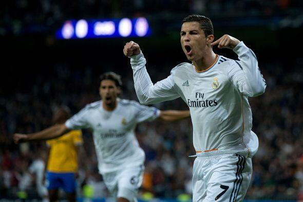 Cristiano volvía a anotar con ese tiro penalti y no hubo más goles. Un a...