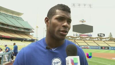 Exclusiva: Demandan al beisbolista Yasiel Puig por colaborar con la poli...