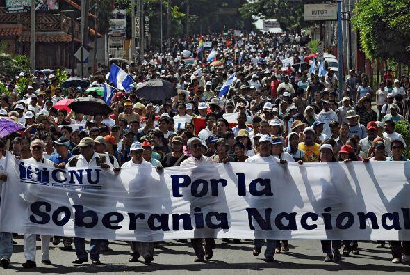 Costa Rica ha creado toda esta situación de manera innecesaria, p...