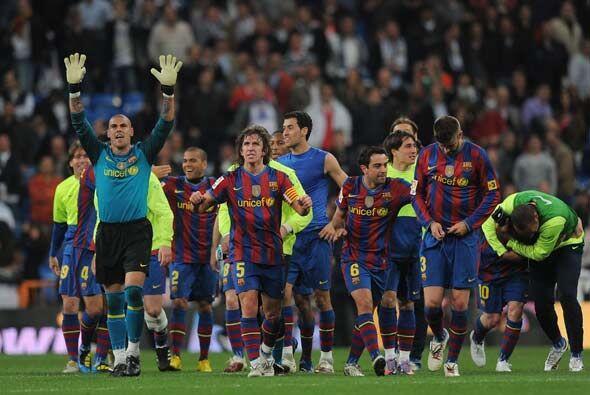 El Barcelona se llevó un victoria que le deja de líder absoluto de la Liga.