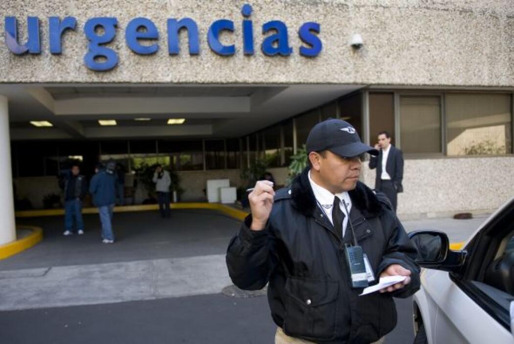 Según Quintana, durante 2010 ingresaron a hospitales públicos del DF och...