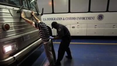 Operativos especiales de ICE se llevaron a cabo por todo el país.